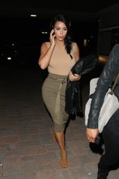 Kim Kardashian Casual Style - Out in New York City - June 2014