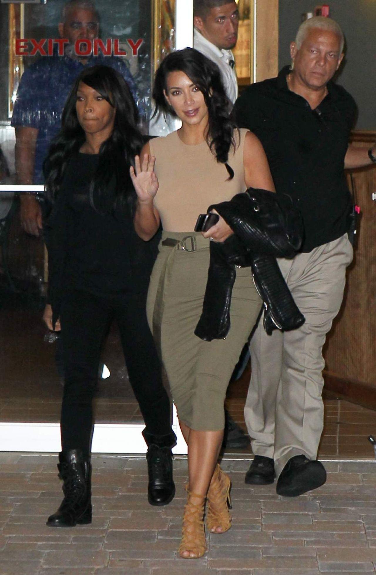 Kim Kardashian Everyday Style The Image Kid Has It