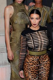 Kim Kardashian - Vogue Foundation Gala – Paris Fashion Week – July 2014