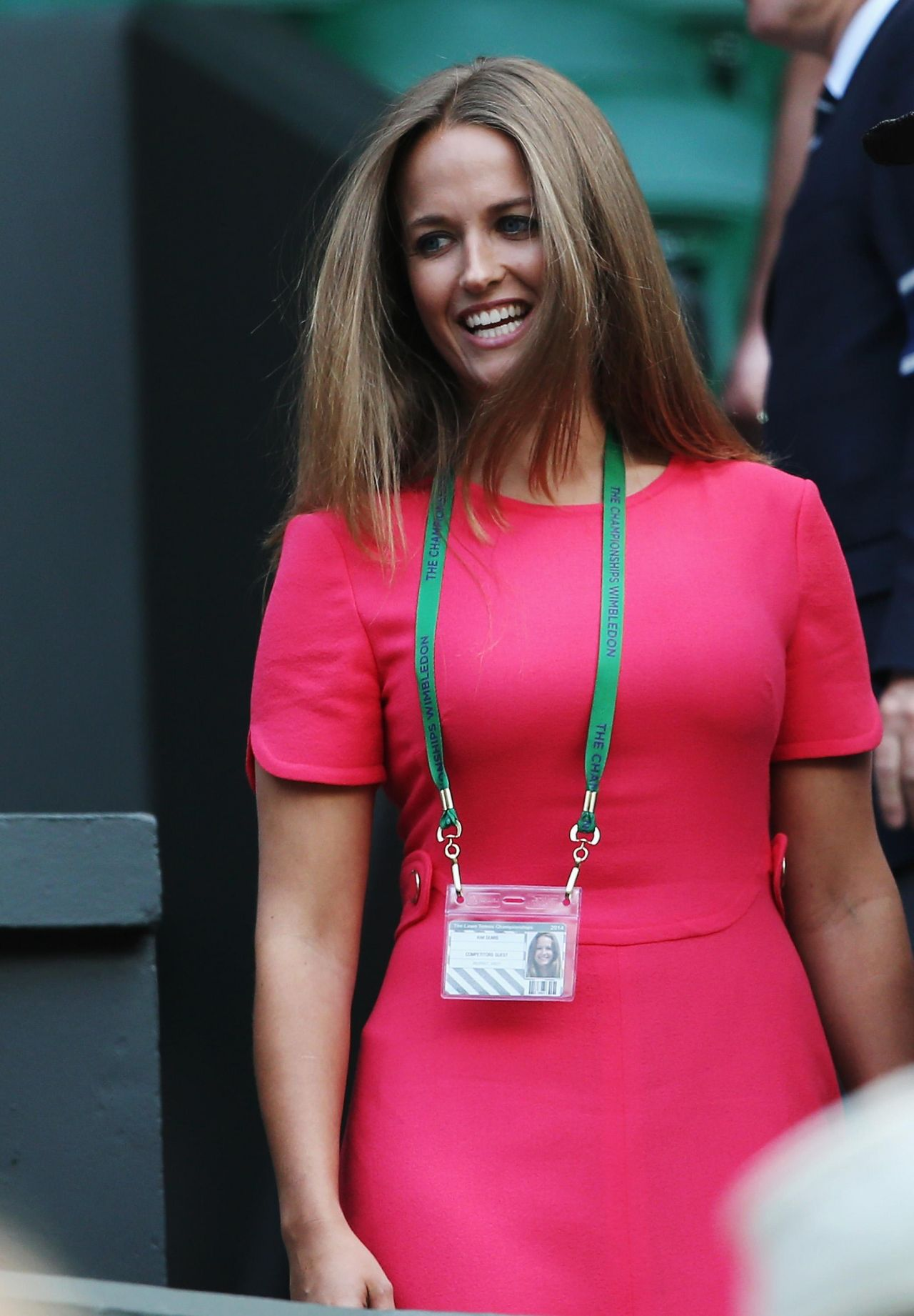 Kim Sears Wimbledon Championships 2014 July 2nd