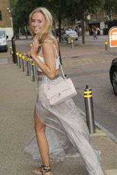 Kimberley Garner - ITV Studios in London - July 2014