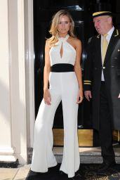 Kimberley Garner - Out in in Mayfair in London - July 2014