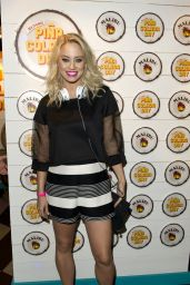 Kimberly Wyatt - Malibu RumPina Colada Party – July 2014