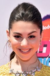 Kira Kosarin – 2014 Nickelodeon Kids Choice Sports Awards in Los Angeles