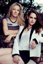 Kristen Stewart Photoshoot - The Hollywood Reporter