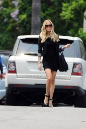 Kristin Cavallari Leggy - Out in LA, July 2014