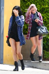 Kylie Jenner - Out in Calabasas - July 2014