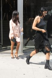 Kylie Jenner (Television Personality) - Out in New York City - June 2014
