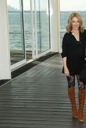Kylie Minogue - 'The Voice Australia' Grand Finale Event