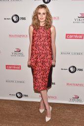 Laura Carmichael - PBS Summer 2014 TCA Tour