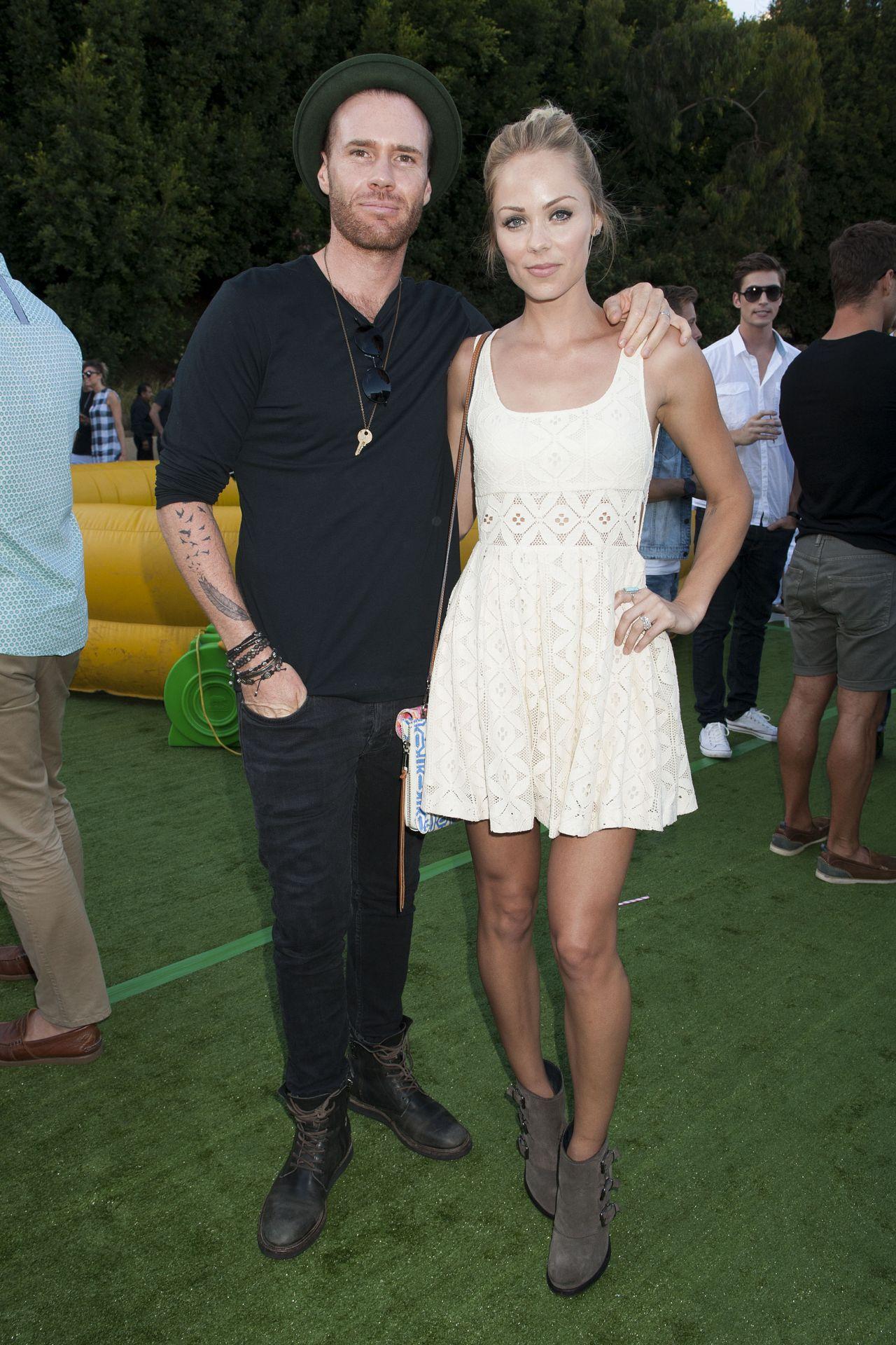 Laura Vandervoort – 2014 Just Jared Summer Fiesta in West Hollywood