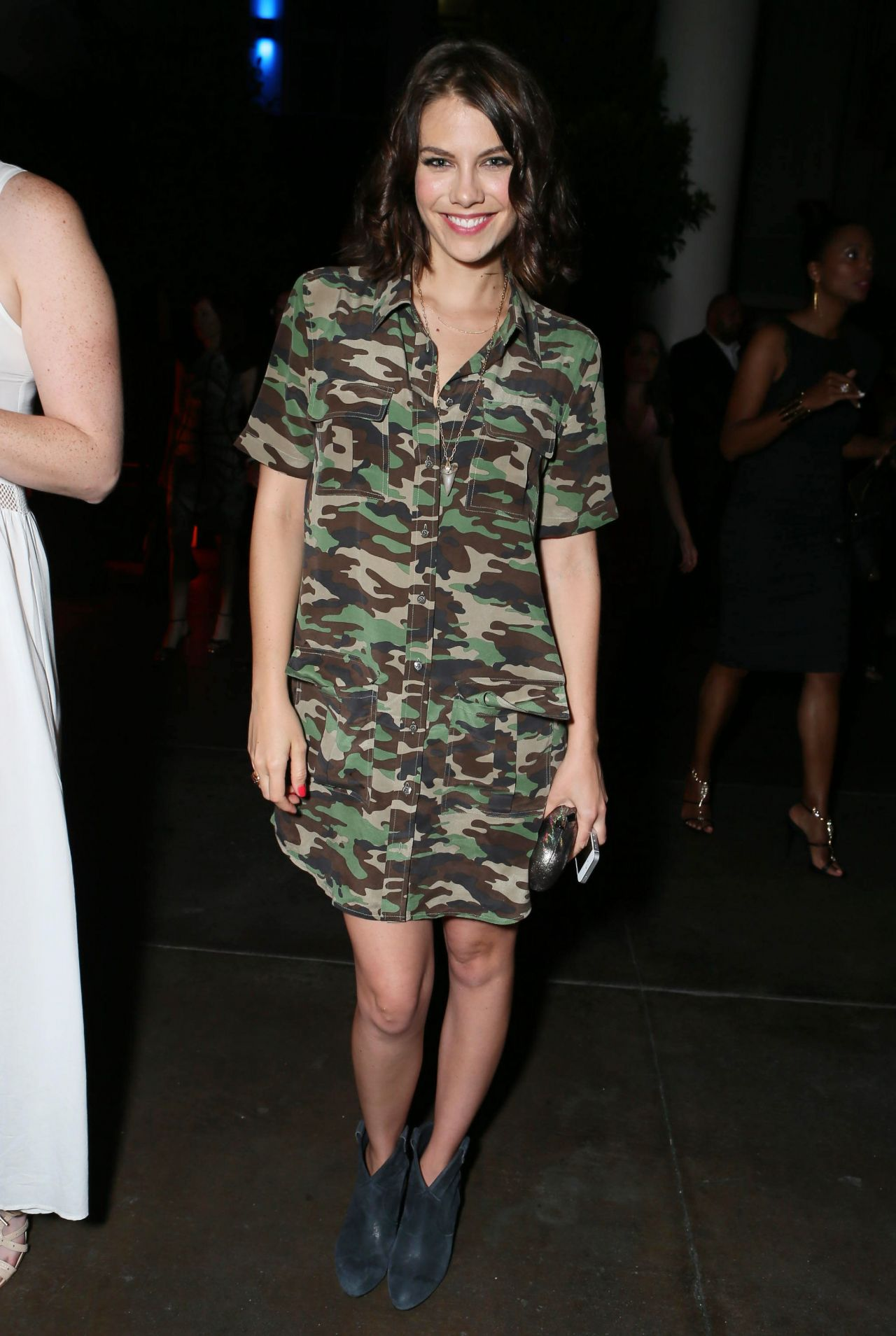 Lauren Cohan – EW's Comic-Con 2014 Celebration in San Diego