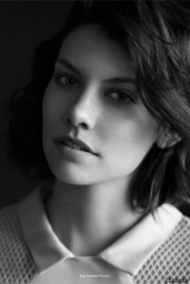 Lauren Cohan – S Magazine May 2014 Issue
