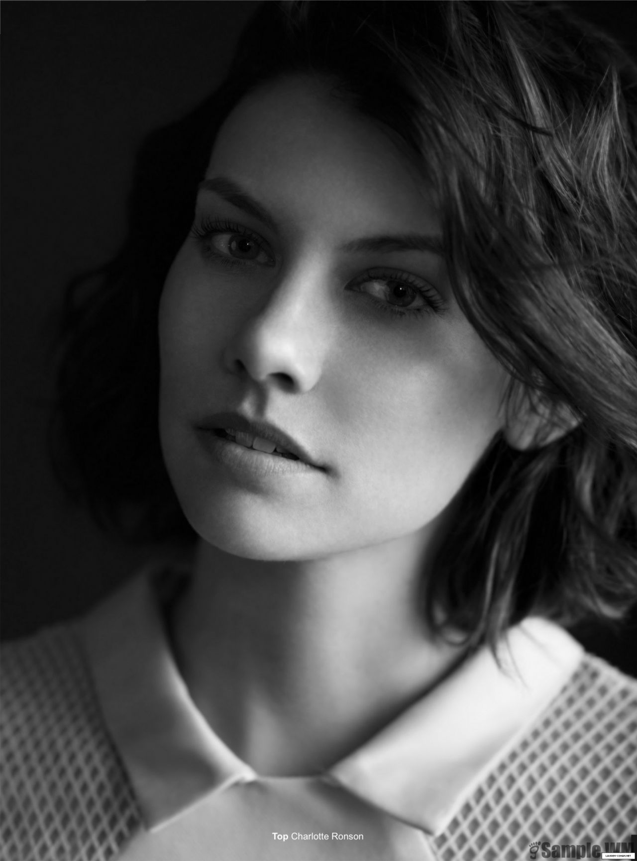 Lauren Cohan S Magazine May 2014 Issue