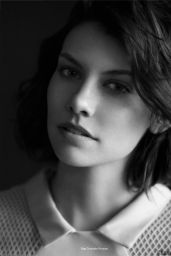 Lauren Cohan - S Magazine May 2014 Issue
