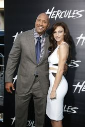 Lauren Hashian and Dwayne