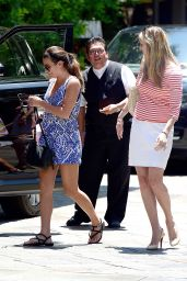 Lea Michele - Out in Los Angeles, July 2014