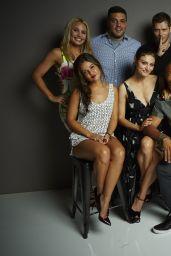 Leah Pipes – 'The Originals' Portraits at Comic-Con 2014