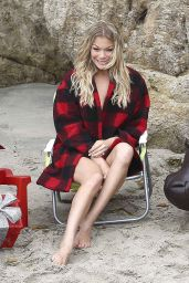 LeAnn Rimes Bikini Photoshoot in Malibu - July 2014