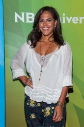 Lenora Crichlow - NBC Universal Summer TCA Tour - July 2014