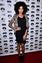 Lianne La Havas – 'The Distortion of Sound' Premiere in Los Angeles