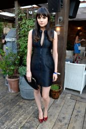 Lilah Parsons at Warners & GQ Summer Party in London