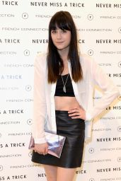 Lilah Parsons - French Connection #NeverMissATrick Launch Party in London