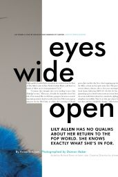 Lily Allen - Paper Magazine - Summer 2014 Issue