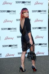 Lily Allen – Serpentine Gallery Summer Party in London – July 2014