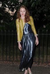 Lily Cole – Serpentine Gallery Summer Party in London – July 2014