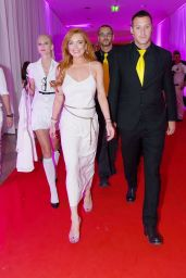 Lindsay Lohan at The White Party in Austria - July 2014