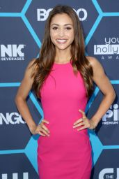 Lindsey Morgan – 2014 Young Hollywood Awards in Los Angeles