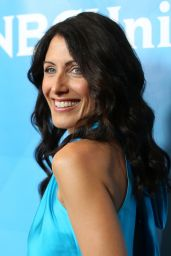 Lisa Edelstein - NBC Universal Summer TCA Tour - July 2014
