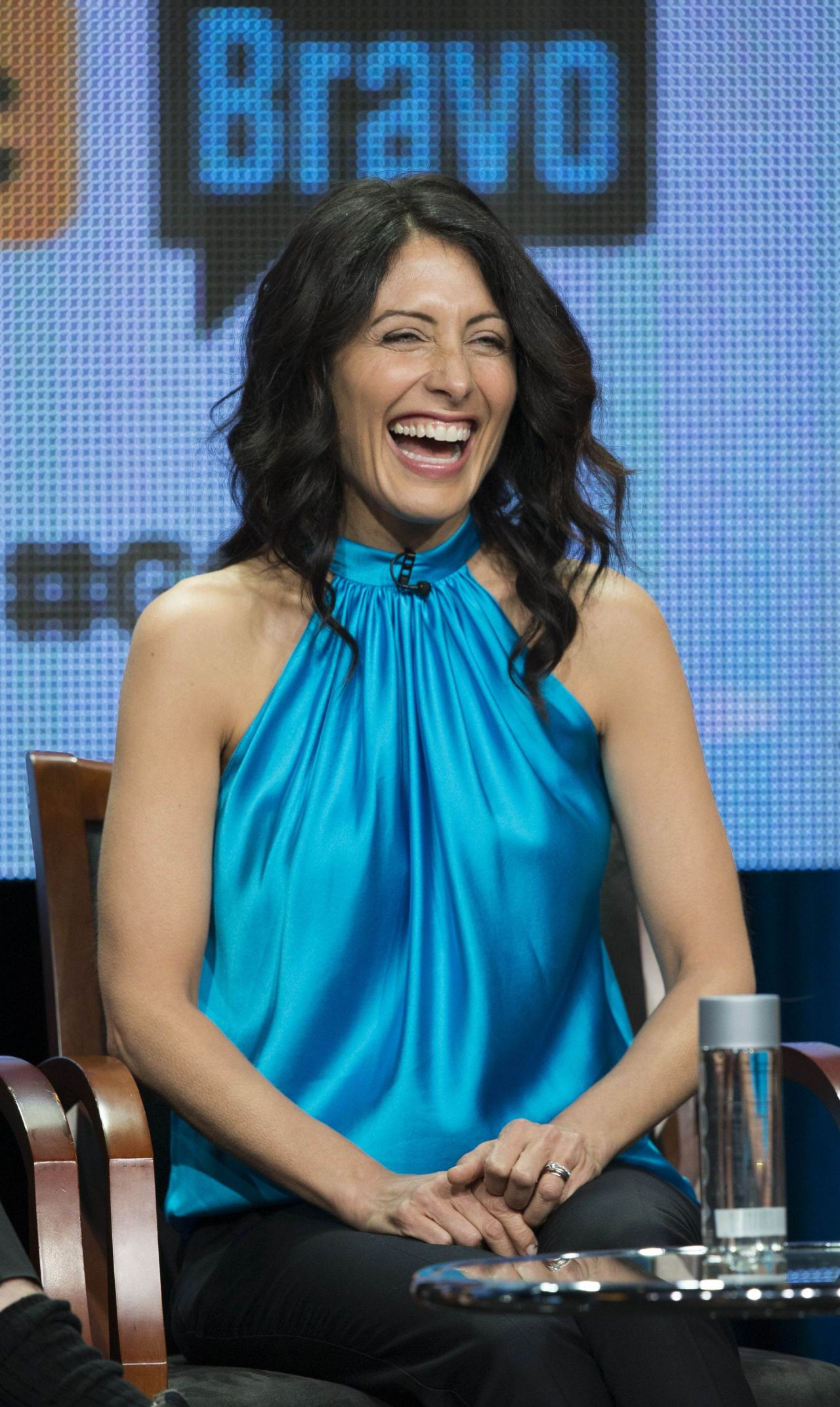 Lisa edelstein necar zadegan guide to divorce s2e12 - 3 2