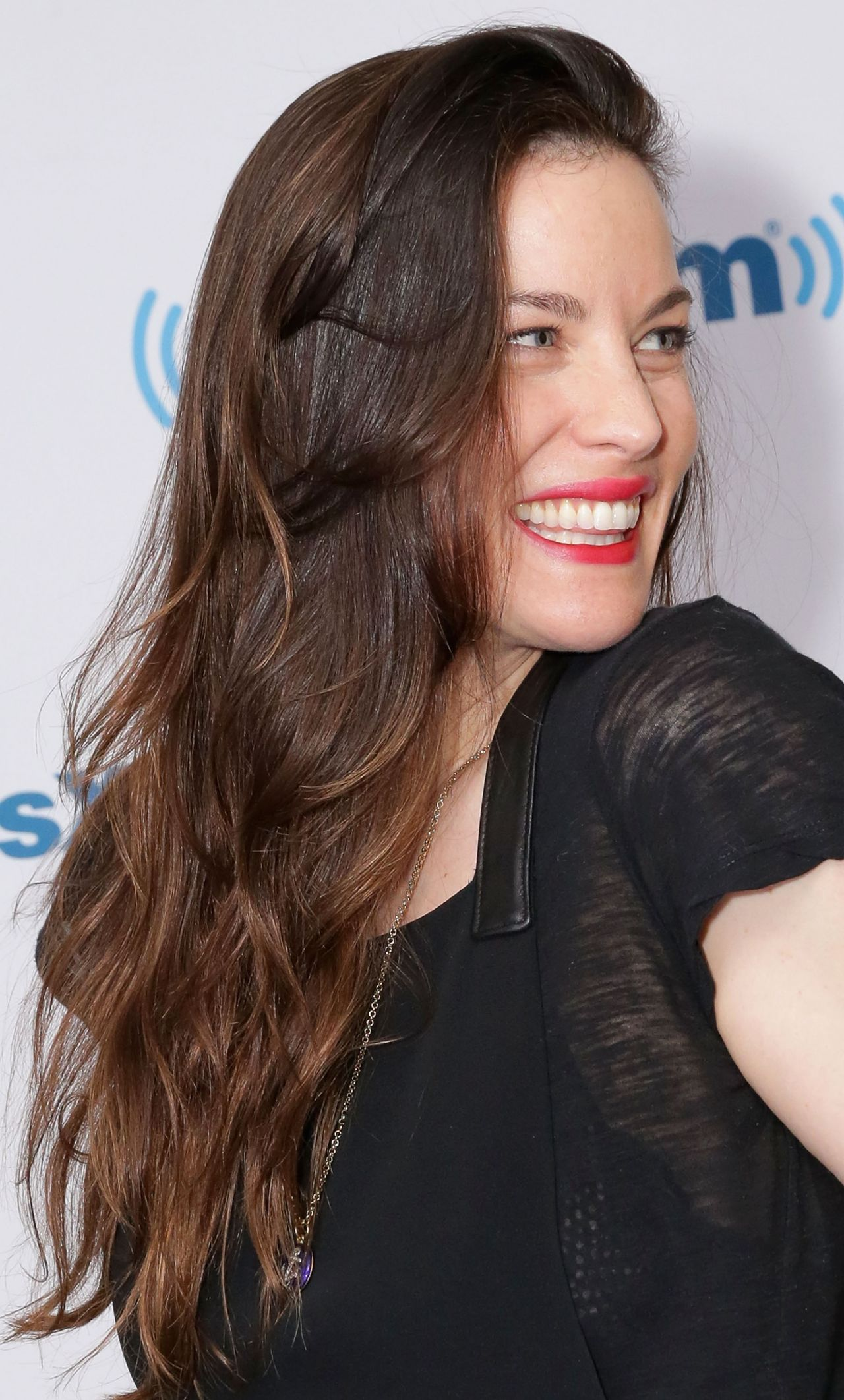Liv Tyler at SiriusXM Studio in New York City – July 2014 Liv Tyler