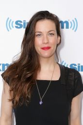 Liv Tyler at SiriusXM Studio in New York City - July 2014