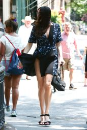 Liv Tyler Casual Style - Out NYC, July 2014