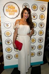 Lizzie Cundy at Malibu RumPina Colada Party - July 2014