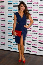 Lizzie Cundy – Attitude Magazine Hot 100 Party in London – July 2014