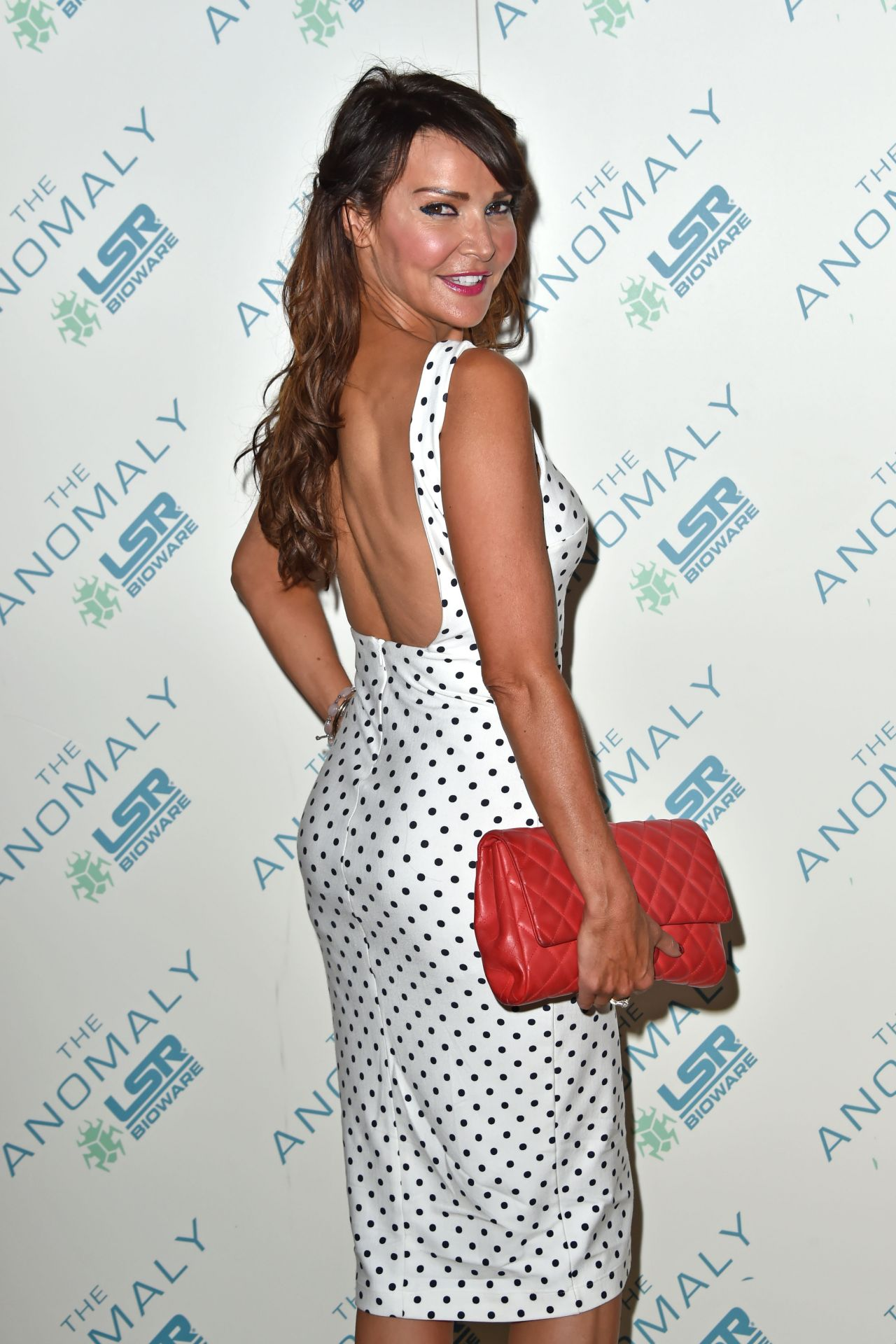 【Paradisebirds model】 casey Lizzie Cundy – 'The Anomaly' VIP Film Screening in London – July 2014