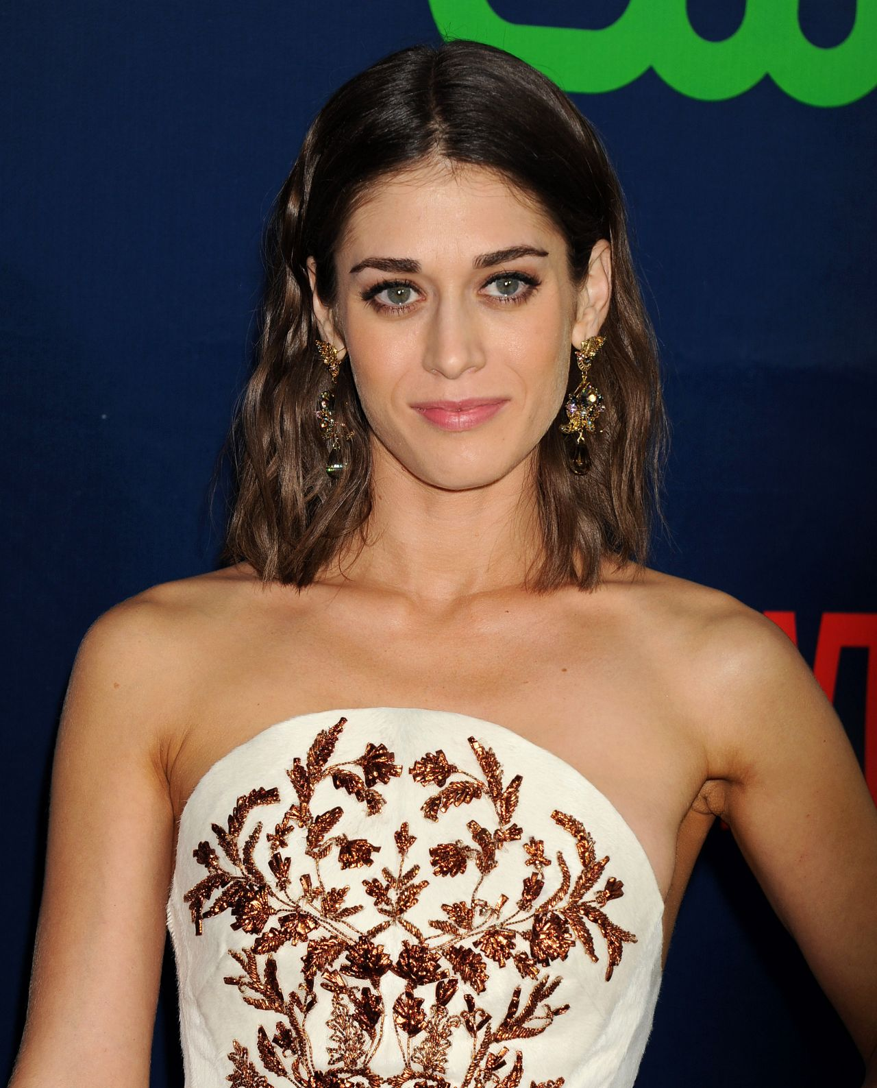 Lizzy Caplan – CBS, CW And Showtime Summer 2014 TCA Tour