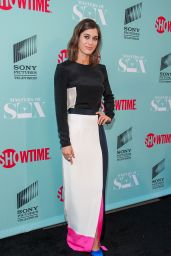 Lizzy Caplan – 'Masters Of Sex' Season 2 Summer 2014 TCA Press Tour Event