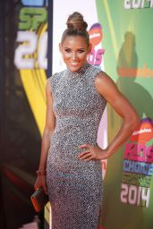 Lolo Jones – 2014 Nickelodeon Kids Choice Sports Awards in Los Angeles