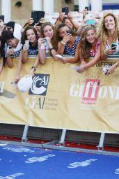 Lorella Boccia – 2014 Giffoni Film Festival in Italy