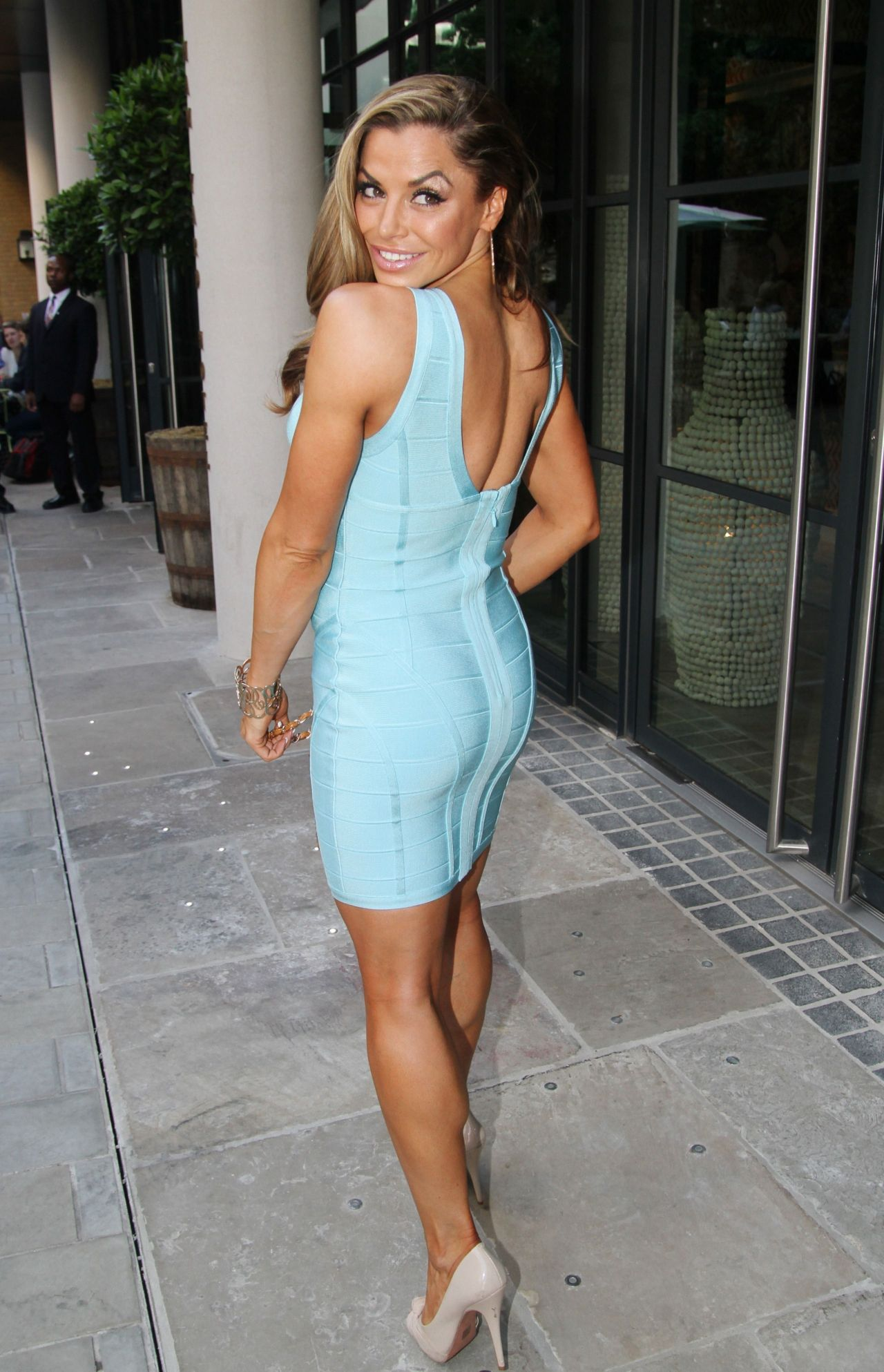 Louise Glover Anomaly Premiere In London
