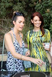 Louise Roe – 2014 Just Jared Summer Fiesta in West Hollywood