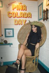 Lucy Kay at Malibu RumPina Colada Party – July 2014