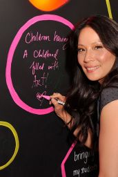Lucy Liu - 2014 Ignite Gala Benefiting BAM Education in New York City