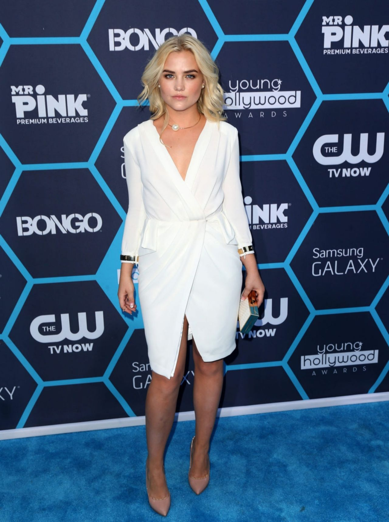 Maddie Hasson – 2014 Young Hollywood Awards in Los Angeles