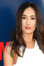 Maggie Q – CBS, The CW, Showtime Summer 2014 TCA Party